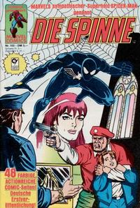 Cover Thumbnail for Die Spinne (Condor, 1980 series) #153