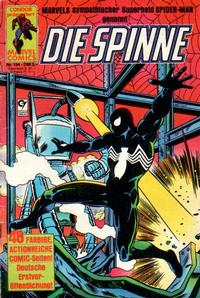 Cover Thumbnail for Die Spinne (Condor, 1980 series) #154