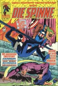 Cover Thumbnail for Die Spinne (Condor, 1980 series) #156