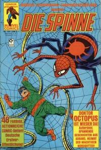 Cover Thumbnail for Die Spinne (Condor, 1980 series) #159