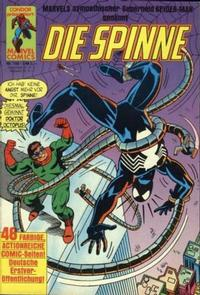 Cover Thumbnail for Die Spinne (Condor, 1980 series) #160