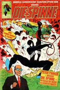 Cover for Die Spinne (Condor, 1980 series) #162
