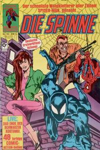 Cover Thumbnail for Die Spinne (Condor, 1980 series) #163