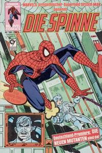 Cover Thumbnail for Die Spinne (Condor, 1980 series) #164