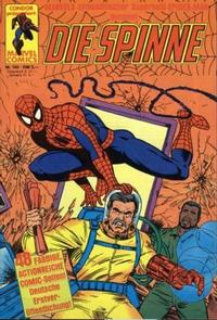 Cover Thumbnail for Die Spinne (Condor, 1980 series) #165