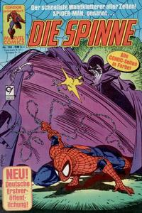 Cover Thumbnail for Die Spinne (Condor, 1980 series) #168