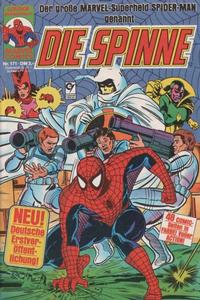 Cover Thumbnail for Die Spinne (Condor, 1980 series) #171