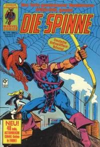 Cover Thumbnail for Die Spinne (Condor, 1980 series) #174