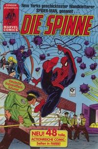 Cover Thumbnail for Die Spinne (Condor, 1980 series) #176