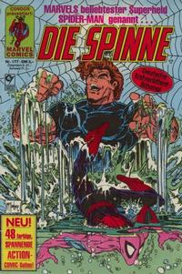 Cover Thumbnail for Die Spinne (Condor, 1980 series) #177