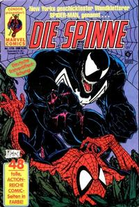 Cover Thumbnail for Die Spinne (Condor, 1980 series) #178