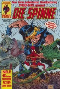 Cover Thumbnail for Die Spinne (Condor, 1980 series) #181