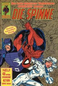 Cover Thumbnail for Die Spinne (Condor, 1980 series) #183