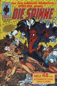 Cover Thumbnail for Die Spinne (Condor, 1980 series) #184