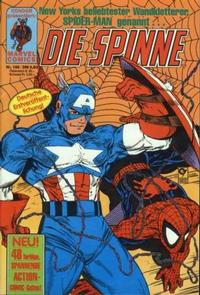 Cover Thumbnail for Die Spinne (Condor, 1980 series) #185