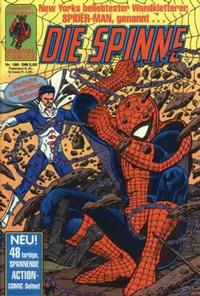 Cover Thumbnail for Die Spinne (Condor, 1980 series) #188