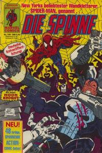 Cover Thumbnail for Die Spinne (Condor, 1980 series) #190