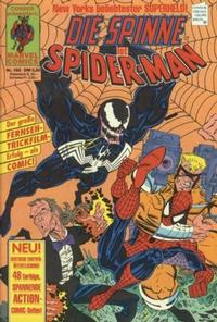 Cover Thumbnail for Die Spinne (Condor, 1980 series) #192