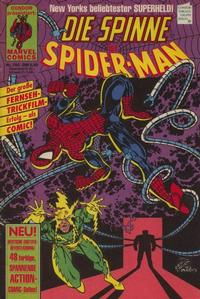 Cover Thumbnail for Die Spinne (Condor, 1980 series) #193