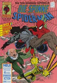 Cover Thumbnail for Die Spinne (Condor, 1980 series) #195