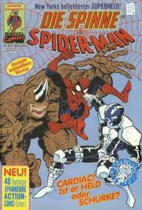 Cover Thumbnail for Die Spinne (Condor, 1980 series) #203