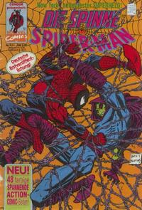 Cover Thumbnail for Die Spinne (Condor, 1980 series) #211
