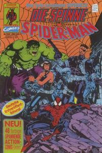Cover Thumbnail for Die Spinne (Condor, 1980 series) #222