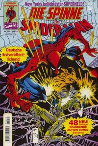 Cover Thumbnail for Die Spinne (Condor, 1980 series) #255