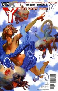 Cover Thumbnail for Y: The Last Man (DC, 2002 series) #40