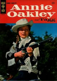 Cover Thumbnail for Annie Oakley and Tagg (Western, 1965 series) #1
