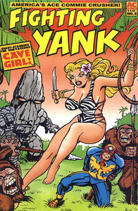 Cover Thumbnail for Fighting Yank (AC, 2001 series) #3