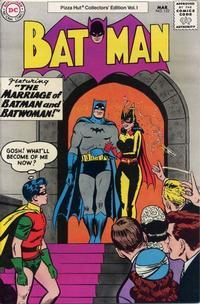 Cover Thumbnail for Batman #122 [Pizza Hut Collectors' Edition Vol. 1] (DC, 1977 series)