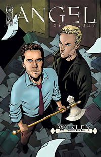 Cover Thumbnail for Angel: Wesley (IDW, 2006 series)  [Mike Norton]