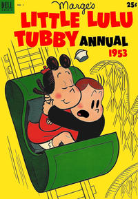 Cover Thumbnail for Marge's Little Lulu Tubby Annual (Dell, 1953 series) #1
