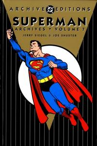 Cover Thumbnail for Superman Archives (DC, 1989 series) #7