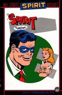 Cover Thumbnail for Will Eisner's The Spirit Archives (DC, 2000 series) #17