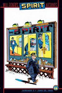 Cover Thumbnail for Will Eisner's The Spirit Archives (DC, 2000 series) #18