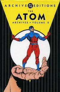 Cover Thumbnail for The Atom Archives (DC, 2001 series) #2