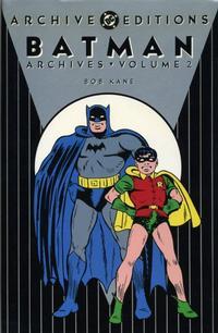 Cover Thumbnail for Batman Archives (DC, 1990 series) #2