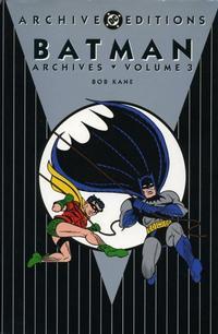 Cover Thumbnail for Batman Archives (DC, 1990 series) #3