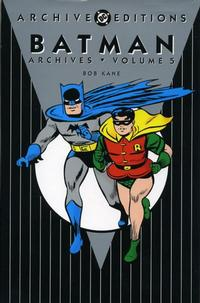 Cover Thumbnail for Batman Archives (DC, 1990 series) #5