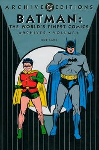 Cover Thumbnail for Batman: The World's Finest Comics Archives (DC, 2002 series) #1