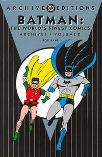 Cover Thumbnail for Batman: The World's Finest Comics Archives (DC, 2002 series) #2