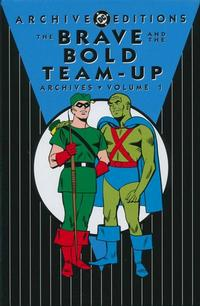 Cover Thumbnail for The Brave and the Bold Team-Up Archives (DC, 2005 series) #1