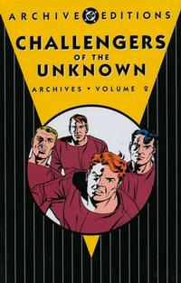 Cover Thumbnail for Challengers of the Unknown Archives (DC, 2003 series) #2