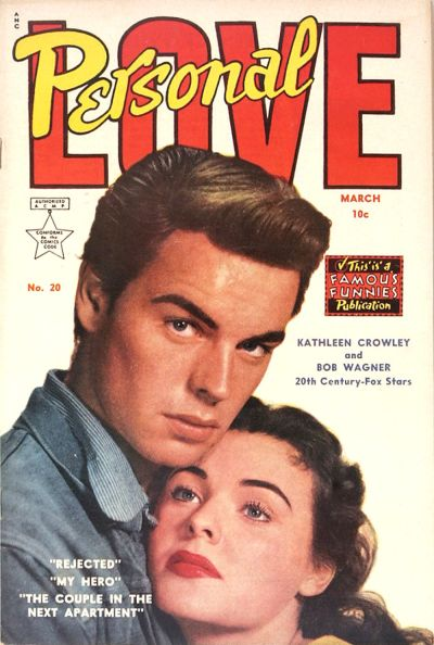 Cover for Personal Love (Eastern Color, 1950 series) #20