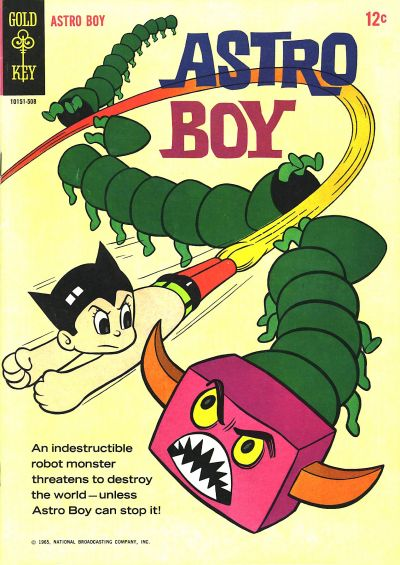 Cover for Astro Boy (Western, 1965 series) #1