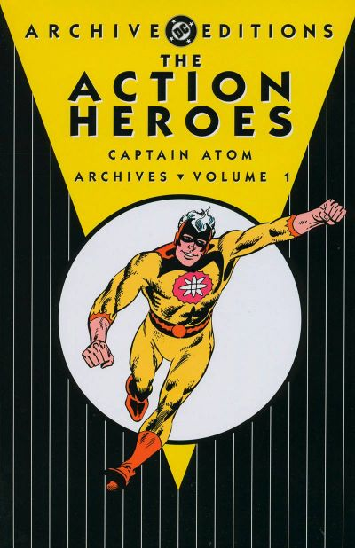 Cover for The Action Heroes Archives (DC, 2004 series) #1