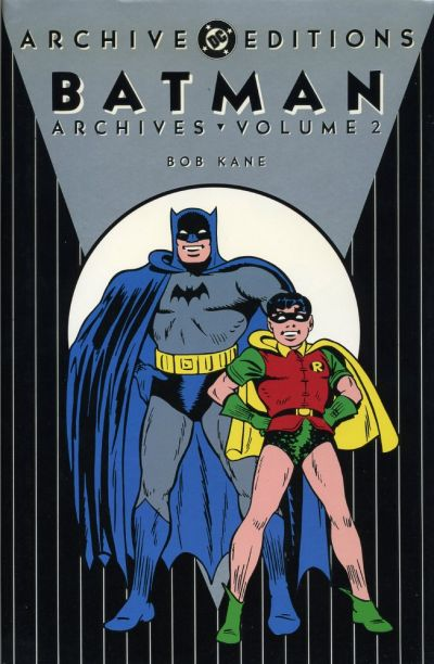 Cover for Batman Archives (DC, 1990 series) #2