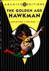 Cover for Golden Age Hawkman Archives (DC, 2005 series) #1